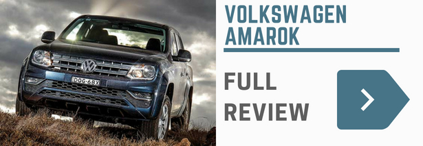 Volkswagen Amarok V6 Review