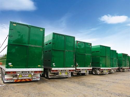 Livestock -transporters