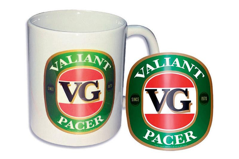 Valiant -vg -pacer -mug