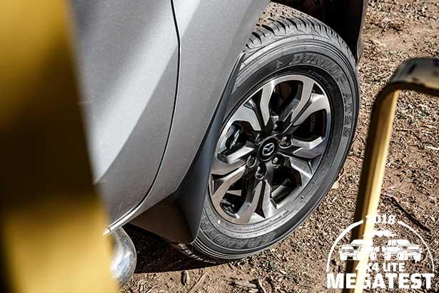 Mazda -BT-50-wheel
