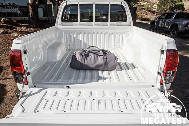 Toyota -Hilux -tray