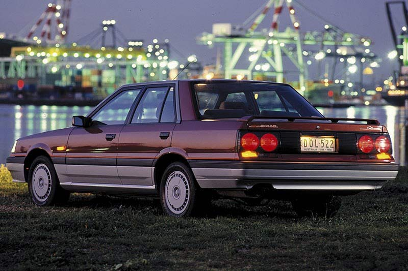 Nissan -skyline -r 31-2