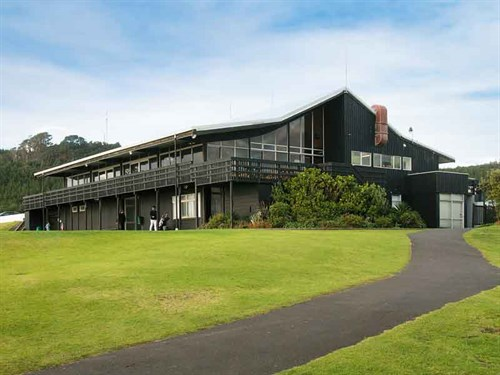 Muriwai -Links -Clubhouse --8042