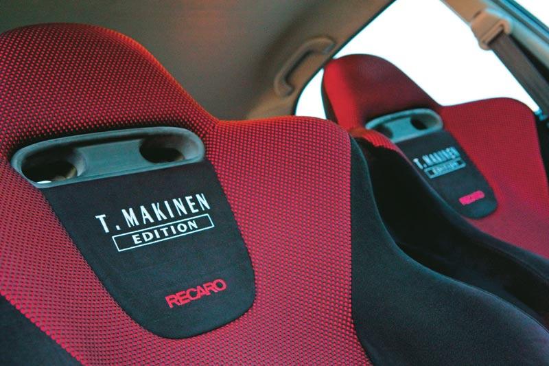 Mitsubishi -evo -seats