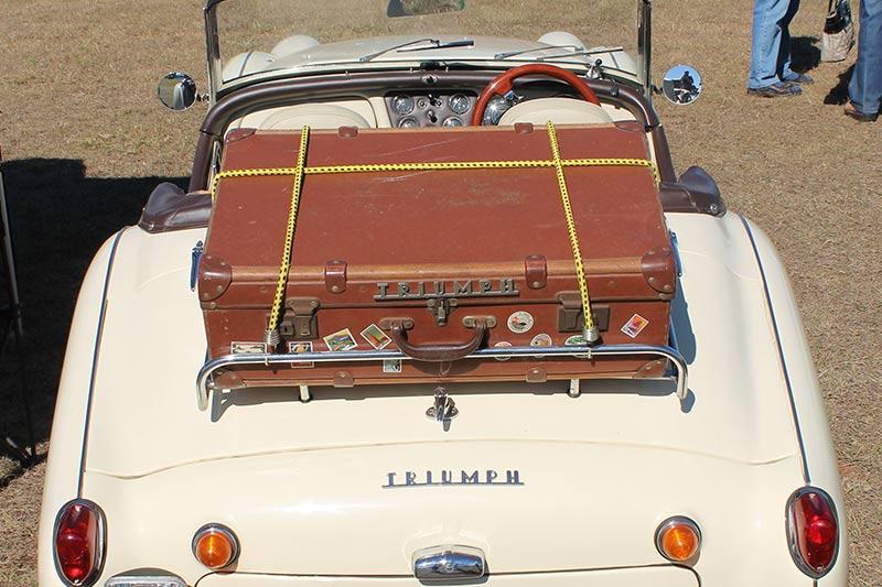 Triumph -rear