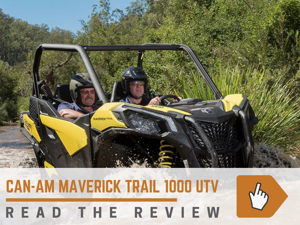 Can Am Maverick Review