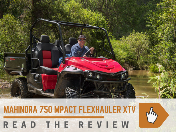 Mahindra UTV Review