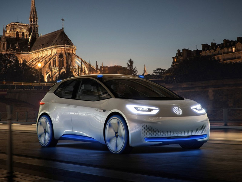 Volkswagen -electric -ID-Hatch