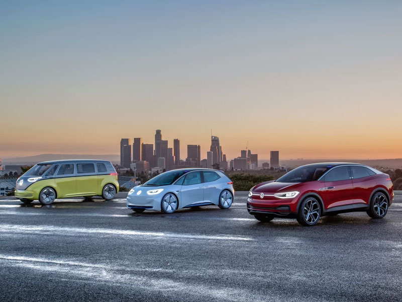 Volkswagen -electric -ID-Range