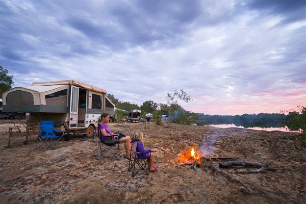 Towns River Offers The Most Idyllic Waterfront Camping In The National Park
