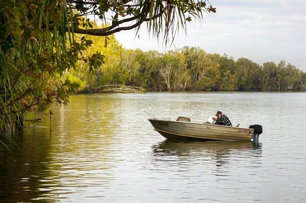 Barramundi Lure Boaties To The Roper River
