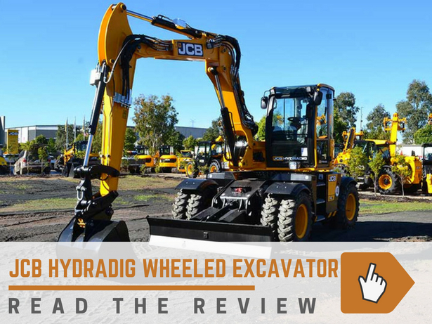 JCB Hydradig Review