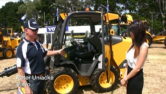 Volvo Skid Steers ACE Screen Shot Preview