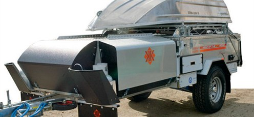Guide To Camper Trailer Boating