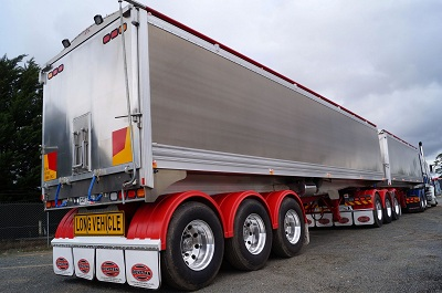 Dunstan B Double Grain Tipper _2