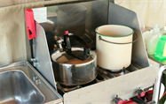 DIY Cook Top Windshield