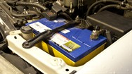 a starting battery