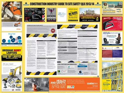 Construction Industry Guide To Site Safety QLD