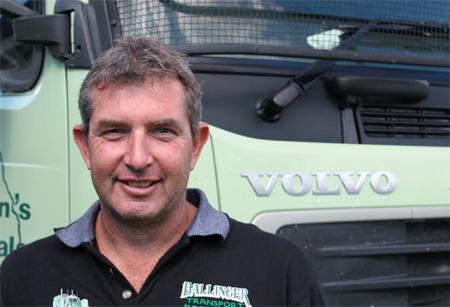 Peter Dawson Volvo FM12