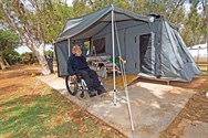 Planning suitable accommodation for disabled traveller