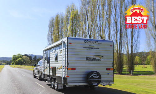 Concept Innovation caravan