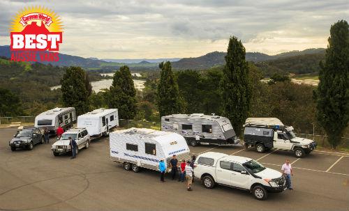High End Caravans
