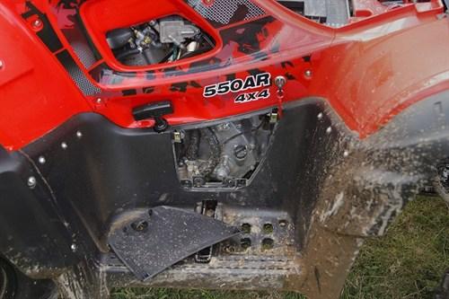 TGB Blade 550AR ATV 9
