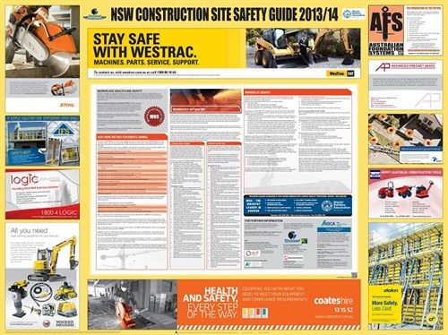 NSW Construction Safety Guide 2013-14