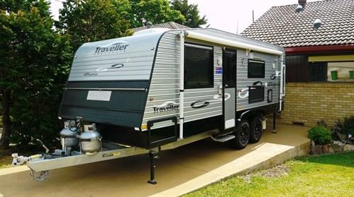 Buying -a -used -caravan