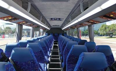Daewoo BH117L Coach5