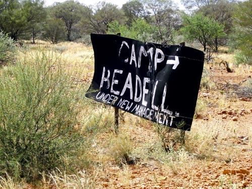 Camp headell