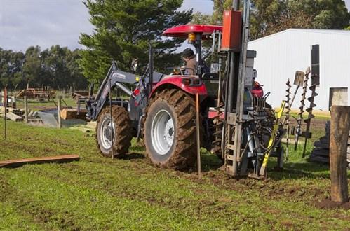 Case IH Farmall JX80 Tractor _10