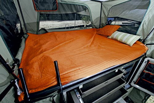 Echo 4x4 echo 6 bed