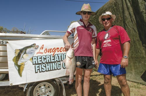 Longreach Yellowbelly Fishing Competition