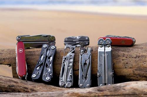 Eight multi tools tested