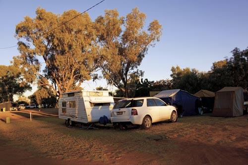 Boulia Caravan Park