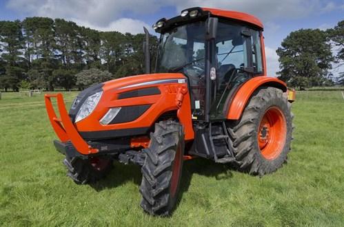 Kioti PX1002 Cabin Tractor