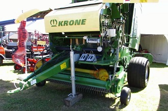 Krone Big Pack Highspeed