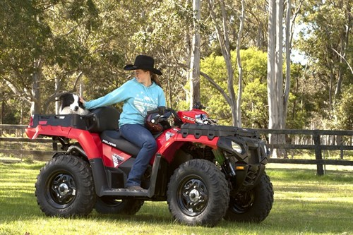 Polaris Sportsman X2 550 ATV_2