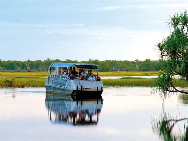 Yellow Waters Billabong Cruise