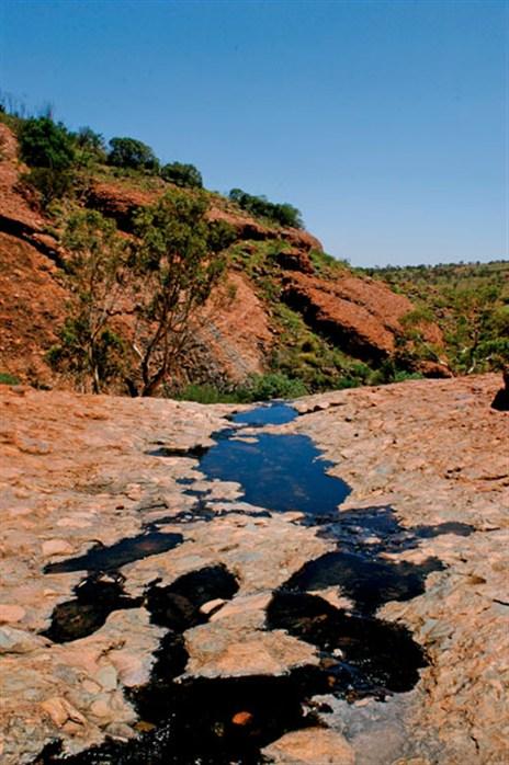 Uluru geology