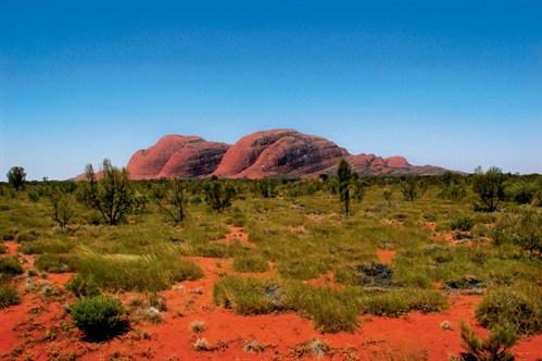The Olgas Uluru
