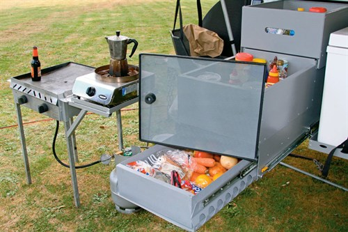 8 CAMPER TRAILER STORAGE IDEAS