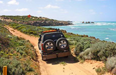 Holiday spots and campsites in Australia
