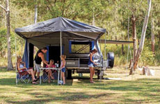 Camper trailers tested by the experts