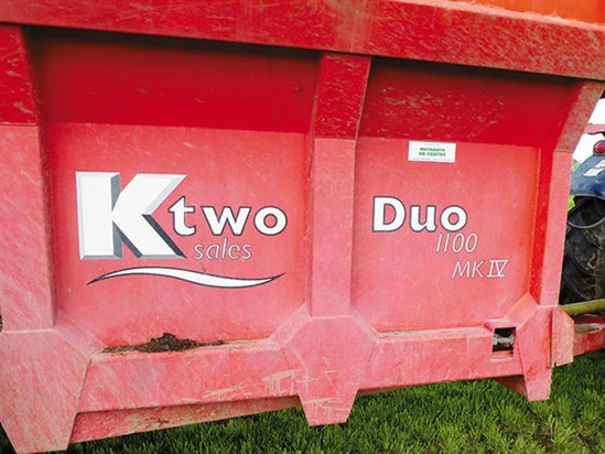 K-Two -Duo -1100-2