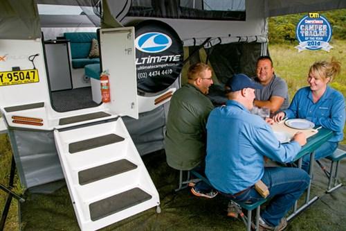 Ultimate Campers Explor