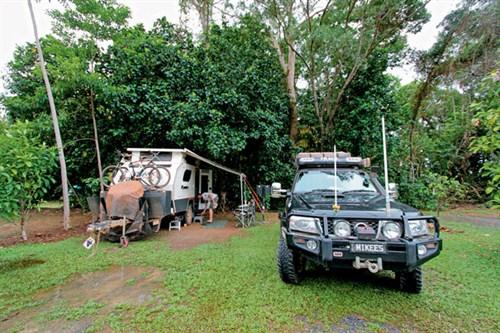 Cape Trib Camping