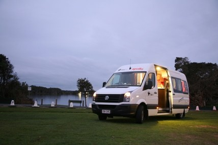 Find RV rentals in New South Wales