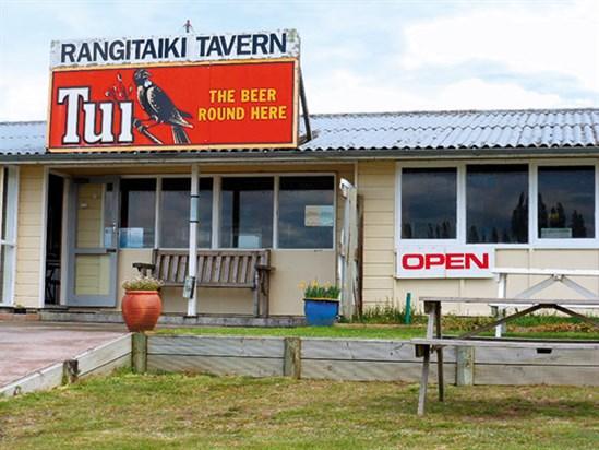Rangitaiki -Tavern ,-Taupo